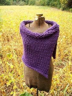 Cute shawl found on Etsy