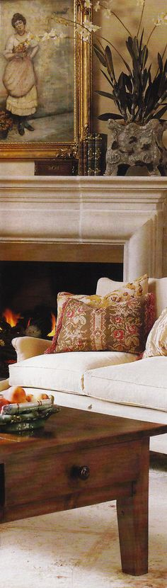 Lee Kirch Interior Design. Country French Decorating, Spring Summer 2008