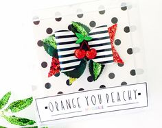 Browse unique items from OrangeYouPeachy on Etsy, a global marketplace of handmade, vintage and creative goods.