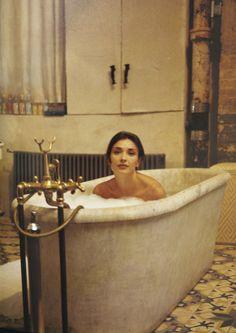 Olatz, Vogue Living.