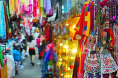 South East Asia: Temples and Markets