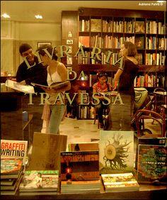 Livraria da Travessa (CCBB-RJ) |    Photo by Adriana Paiva