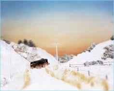 Lori Nix diorama