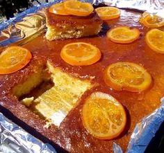 Νηστίσιμη πορτοκαλόπιτα Kai, Vegan Recipes, Cooking Recipes, Vegan Food, Brownie Bar, Chocolate Cake, French Toast, Food And Drink, Sweets