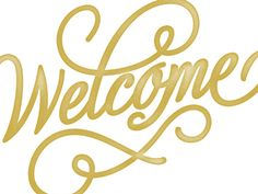 #Typography #Welcome