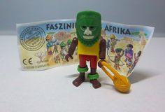 Ü EI Faszinierendes Afrika BPZ Steckfiguren Varianten Zum Wählen | eBay