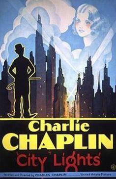 Luzes da Cidade, de Charlie Chaplin