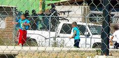 Disparan con rifle de postas a niño de 8 años en escuela Primaria de Cuauhtémoc | El Puntero