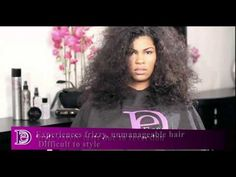 Transition Easier with Design Essentials STS Transitioning Mousse-presented by DETV