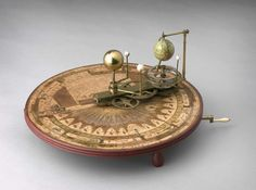 - Jones's 'New Portable Orrery' - Art Curator & Art Adviser. I am targeting the most exceptional art! Catalog @ http://www.BusaccaGallery.com