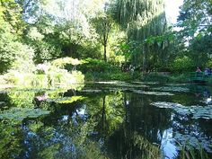 Monet's home ~ Giverny