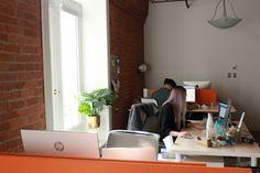 JYZ Design Office Pic #Calgary #agency #digitalmarketing #socialmediamarketing #webdesign Corporate Profile, Corporate Identity, User Experience Design, Creating A Brand, Marketing Materials, Design Agency, Calgary, Digital Marketing, How To Memorize Things