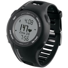 Garmin Refurbished Forerunner 210HRM GPS Fitness Watch with Heart Rate Monitor, Black Sale