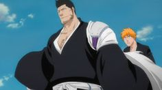 Isshin Kurosaki (Viram a cara do Ichigo lá atrás quando descobre que o pai também é um shinigami?)