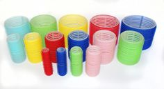 Hair Tools Velcro Cling Hair Rollers - Jumbo Red 70 mm x 6 >>> See this great product.