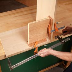 Squaring Blocks and other DIY woodworking jigs