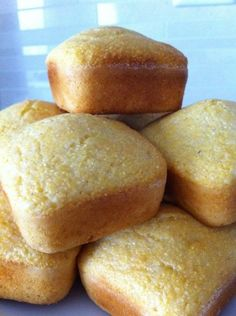 Low Fat Cornmeal Muffins -  Approximately 2 weight watcher points per muffin. These are super easy and quick to make. Great addition to dinner.