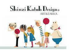 shinzi katoh designs