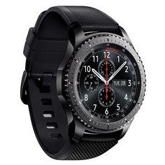 Samsung Gear S3 Frontier Smartwatch GPS Bluetooth | planetservis03.com – Planet service