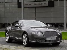 The ALL NEW 2015 Bentley Continental GT  For more info http://www.bentleymotors.com/models/continental_gt/