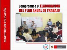 PATMA  Elaboración del Plan Anual de Trabajo by julio julio via slideshare