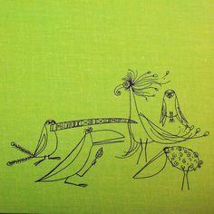 stickers and stuff: Birds - Aliki