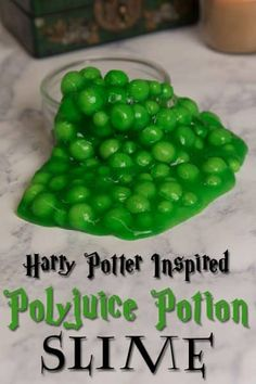 Magical Harry Potter Slime inspired by Polyjuice PotionYou can find Harry potter potions and more on our website.Magical Harry Potter Slime inspired by Polyjuice Potion