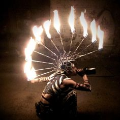 Victor Psybotik Senior Performer · Dec 2010 to present · New York, New York Flambeaux Fire LLC specializes in creating theatrical fire shows, artistic installations, and SPECTACLES at high-end events, parties, and nightclubs. Officially launched in Spring 2009 by world-renowned fire performer Flambeaux and Abby Hertz/Lady C