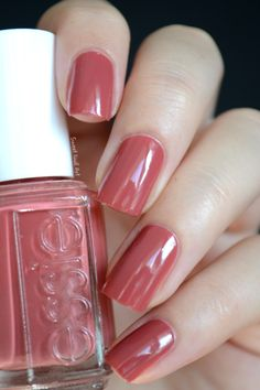 "Essie ""in stitches"""