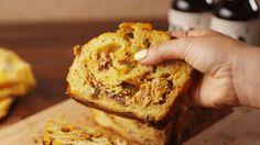 Bacon Cheddar Beer Bread