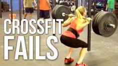Ultimate Crossfit Fails Compilation (Haven't these people heard of the concept of 'spotters'?! >.<)