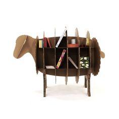 Kluge Karton Deko Ideen fürs Zuhause - kreative Vorschläge  - #Möbel