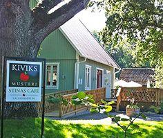 Kiviks musteri - öppet till 17 alla dagar Fika, Tobias, Sweden, Road Trip, Outdoor Structures, Cabin, House Styles, Outdoor Decor, Instagram