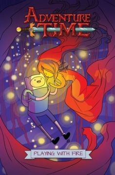 Adventure Time (2013 Finalist - Graphic Novels & Comics) — IndieFab Awards - Read more: http://fwdrv.ws/1rtTh0a