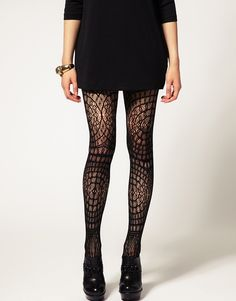 ASOS Crochet Lace Tights#Repin By:Pinterest++ for iPad#