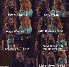 Shawn as Maya's step father could be awesome (Girl Meets World; Girl Meets Master Plan)