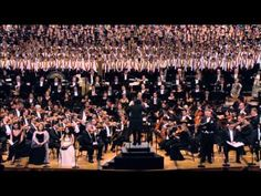 "Dudamel - Mahler 8 ""Symphony of a Thousand"" (Live From Caracas) - Part 2: FinalSceneGoethe's""Faust"" - YouTube"