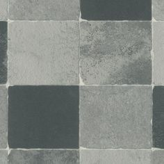 5104 Anti Slip Stone Effect Lino Flooring - Vinyl Flooring UK Vinyl Flooring Uk, Stone Flooring, Natural Stones, White Stone, Black And White, Modern, Living Spaces, Carpet, Interiors