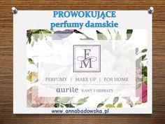 Prowokujące perfumy damskie