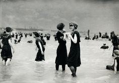 Bathing Beauties circa 1890's