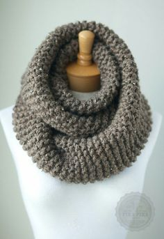 Neck warmer pattern
