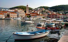 Europe's Most Beautiful Villages: Pucisca, Croatia