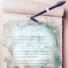 Indivue Twitterissä - Indivue tweets on Twitter