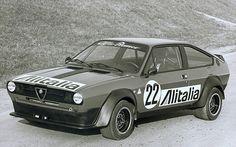 Alfa Romeo Alfasud Sprint (1977)