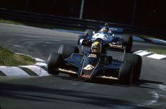 Gunnar Nilsson (SWE) (John Player Team Lotus), Lotus 78 - Cosworth V8 (RET) Bengt Ronnie Peterson (SWE) (Elf Team Tyrrell), Tyrrell P34B - ...
