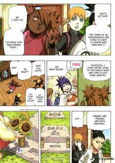 Naruto 700 - Read Naruto Manga Chapter 700 - Page 3 online - Page 3 - NarutoBase