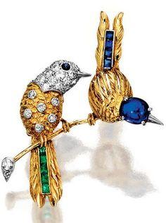EMERALD, SAPPHIRE AN beauty bling jewelry fashion