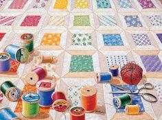 iLustraciones para Tejedoras y Costureras - Patrones Crochet