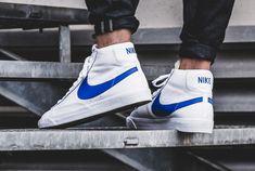 Sneaker Outfits, Nike Outfits, Nike Blazers Outfit, Blazer Outfits Men, Converse Sneaker, Puma Sneaker, Sneakers Mode, Best Sneakers, Sneakers Fashion