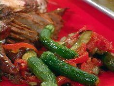 Roast Ratatouille Recipe : Rachael Ray : Food Network - FoodNetwork.com